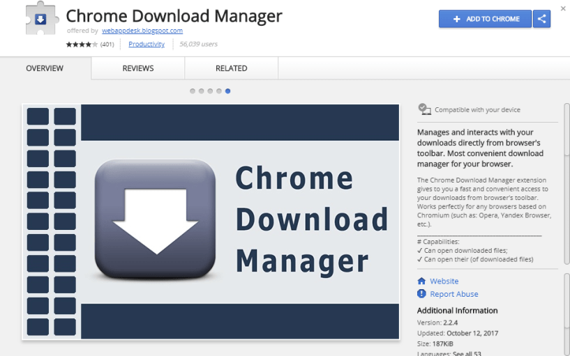 Download Extension For Chrome