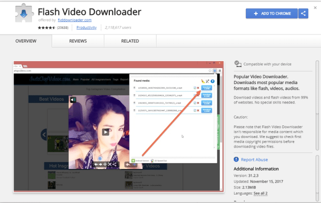 Top 10 Download Manager Extension for Google Chrome [Year]