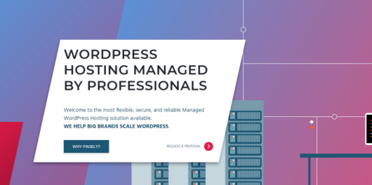 Managed WordPress Hosting by Pagely