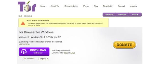 Tor- way to Access Blocked Website