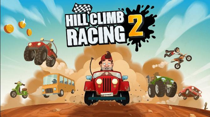 Hill Climb Racing 2- Best Offline Games