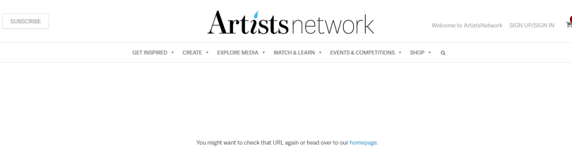 Artists Network- Art Affiliate Networks