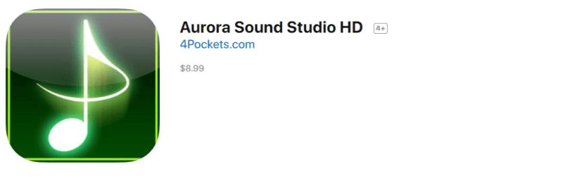 Aurora Sound Studio HD - Facebook Video Downloader