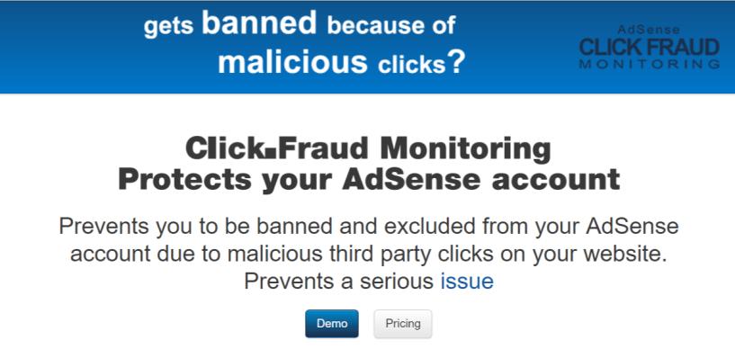 Click Fraud Monitoring Protects - AdSense Plugins For WordPress