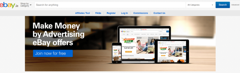 Selling With eBay- Online Business Ideas In India