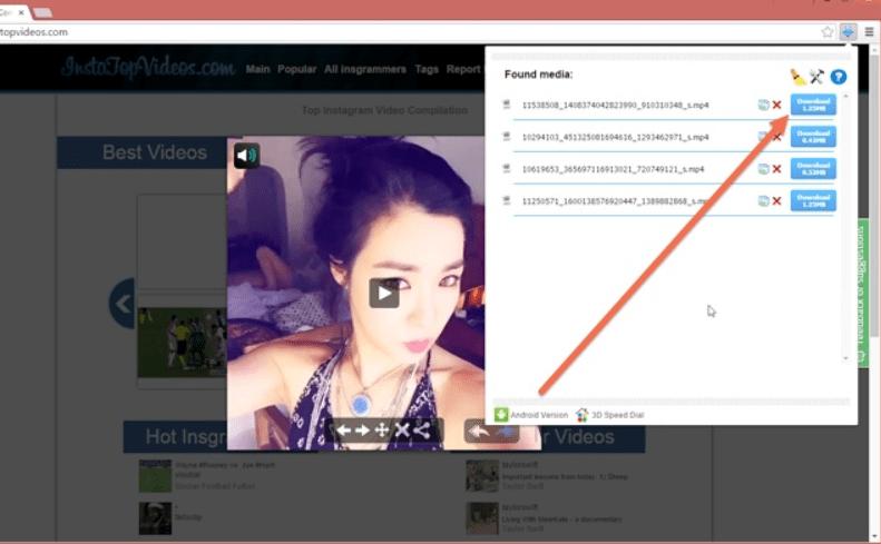 Flash Video Downloader- Facebook Video Downlaoder