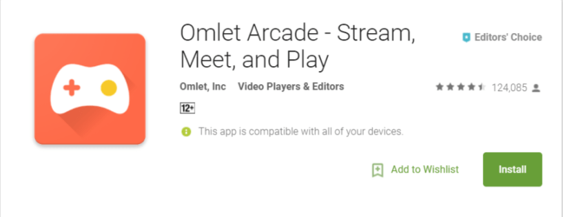 Omlet Arcade- Go Live On YouTube