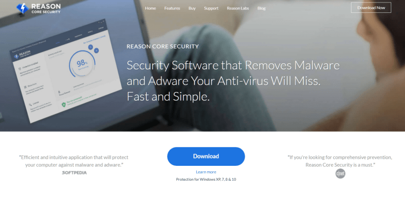 Reason Core Security Review