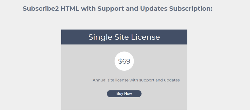 Subscribe2 HTML Premium WordPress Email Marketing Plugins