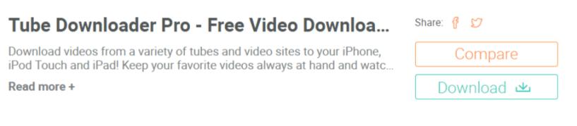 Tube Downloader Pro- Facebook Video Downloader