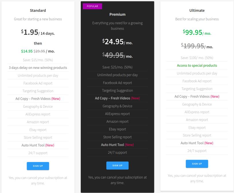 Pexda Review– Price