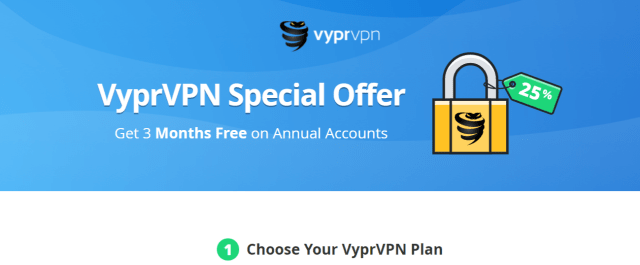 VyprVPN- Best VPN For Portugal