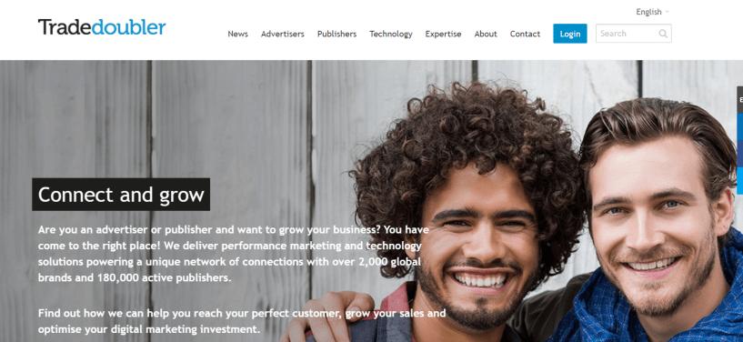 Tradedoubler performance marketing- Clickbank Alternatives