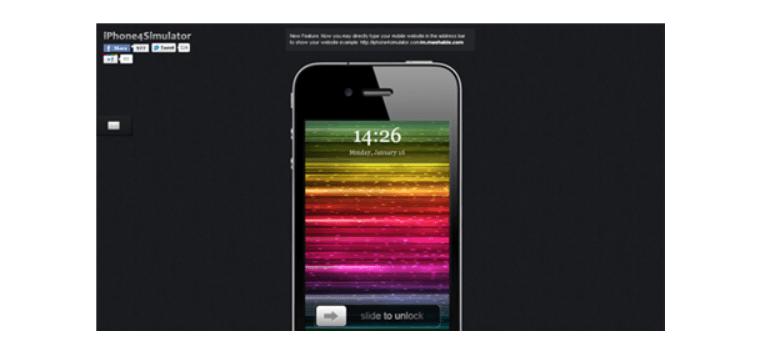 iPhone4 Simulators- iOS Emulators