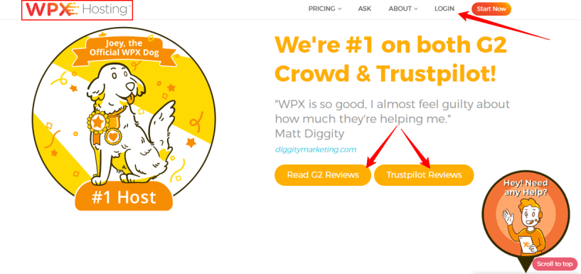 WordPress Host Matthew Woodward