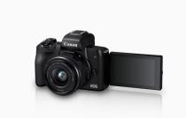 Canon EOS M50 for vloggers