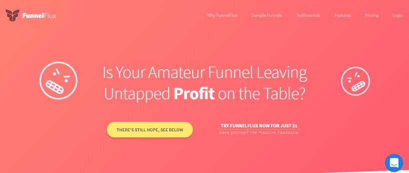 FunnelFlux - Best Thrive Affiliate Tracker Alternatives