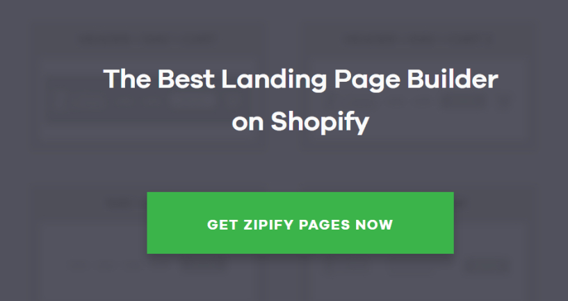 Zipify Review- Zipify Pages