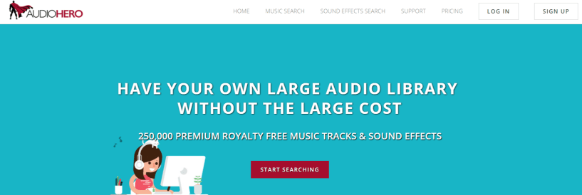 AppSumo Deals- AudioHero