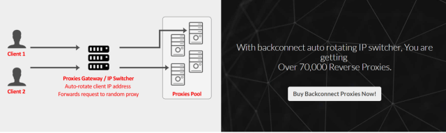 Backconnect Proxies- Best Backconnect Proxies
