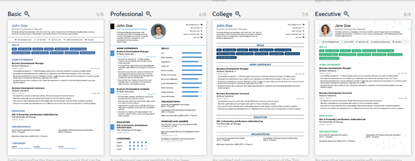 novoresume review 2019   try the best resume builder for free  100  verified