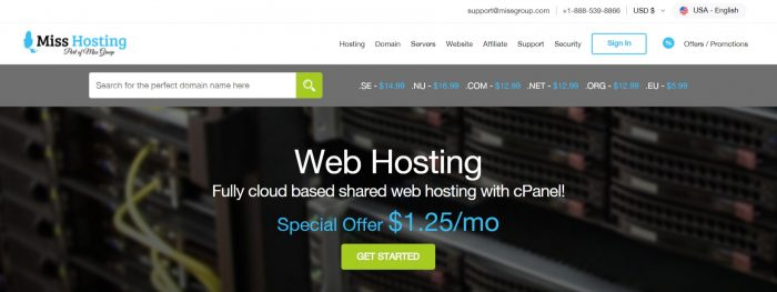 Miss Hosting Review- A Reliable Host
