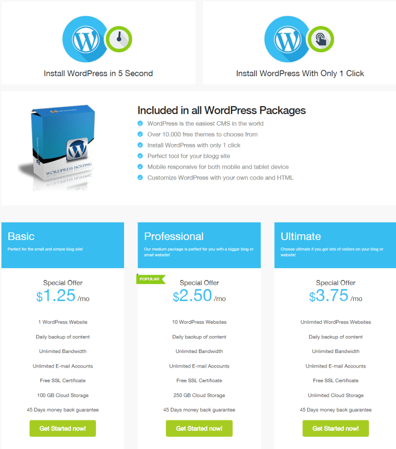 Miss Hosting Review- WordPress Hosting