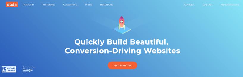 Duda Website Builder Coupon Codes- Build Websites at Scale