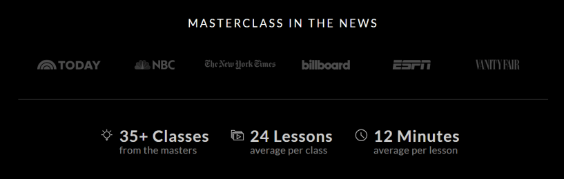 Spike Lee Masterclass Review- Classes