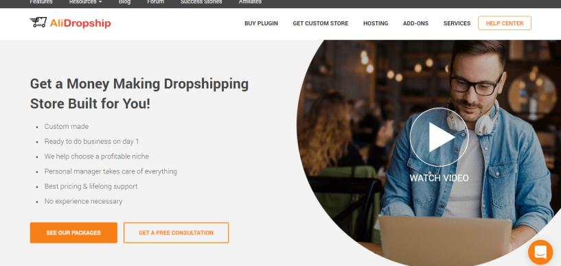 WooDropship vs AliDropship plugin