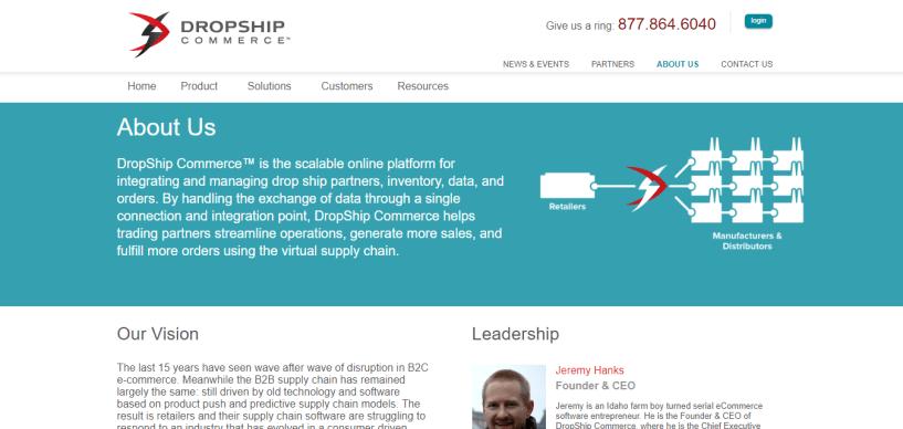 revew on DropShip Commerce