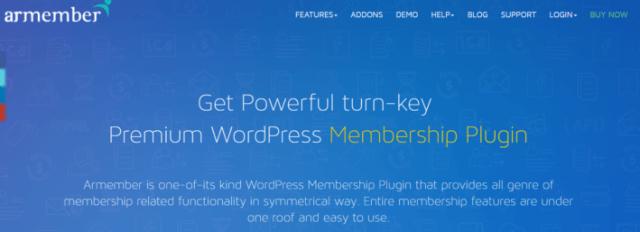 ARMember Review- WordPress Membership Plugin For Your Website