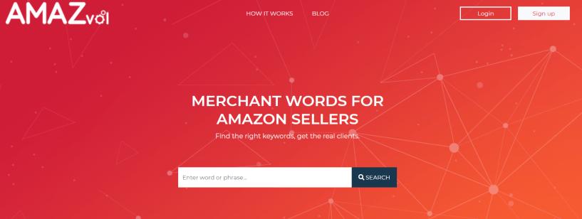 AmazVOL Review- Amazon keyword search volume tool