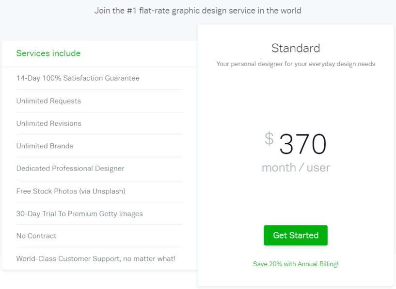 Design Pickle Review- Plans and Pricing