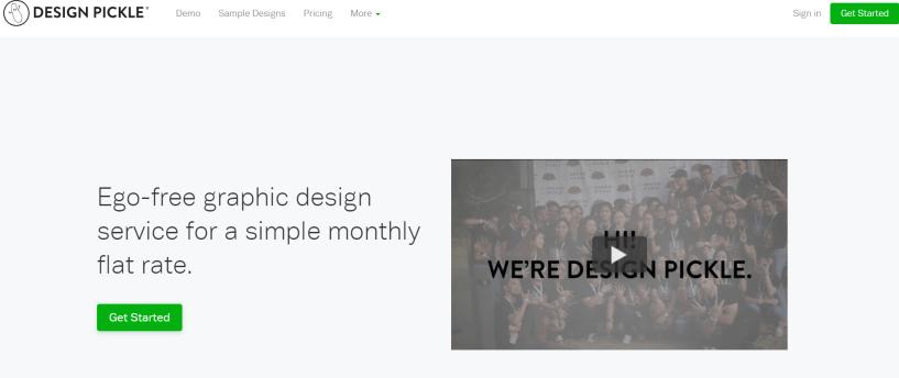 Design Pickle Review- Unlimited Graphic Design