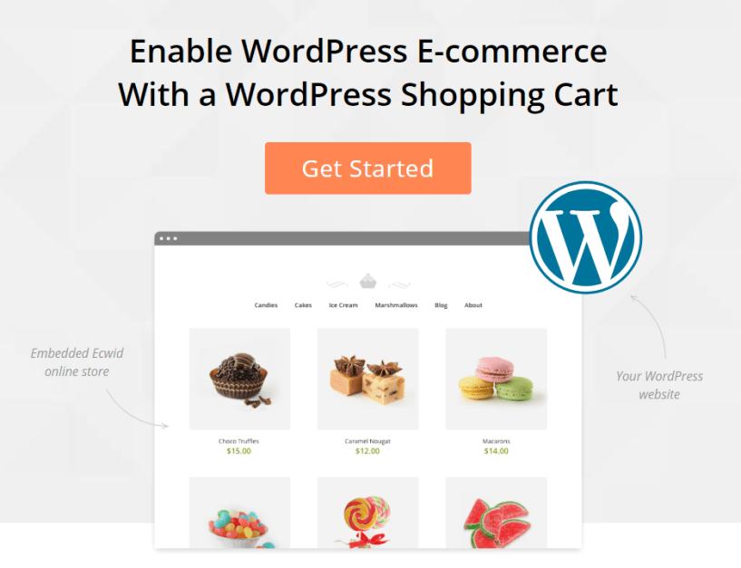 Ecwid Review- WordPress Ecommerce Shopping Cart