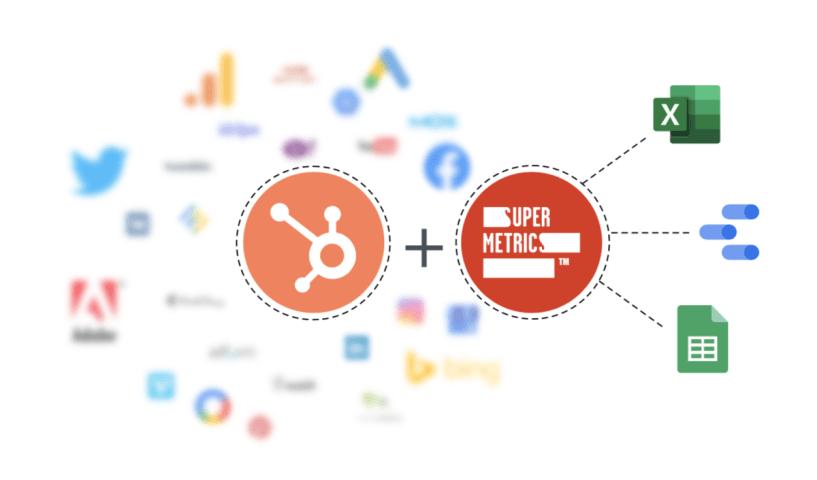 Supermetrics for HubSpot
