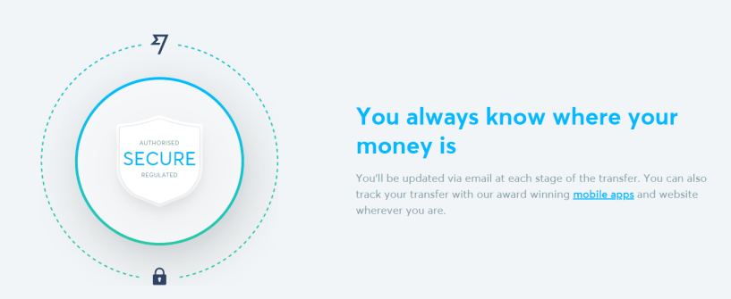 TransferWise Review- Security