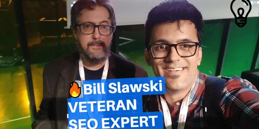 Bill Slawski Veteran SEO Expert