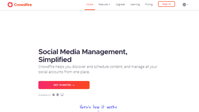 Crowdfire Review With Discount Coupon Codes- Social Media Apps