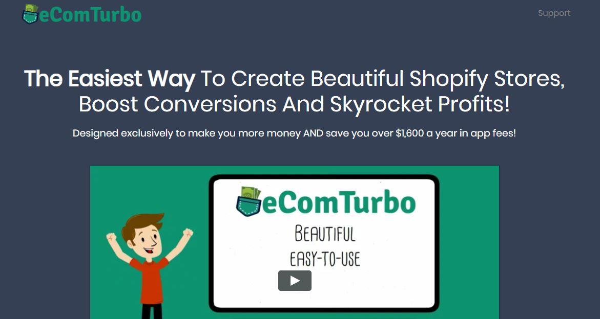Ecom Turbo Review 2019 | $100 Off Discount Code | Should You