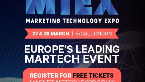 Marketing tECHNOLOGY eXPO