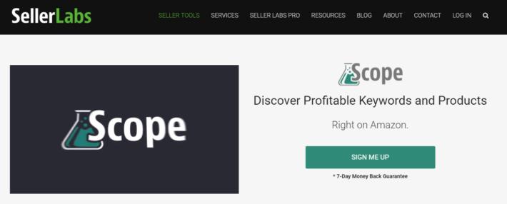 Scope- Best Amazon Seller Tools
