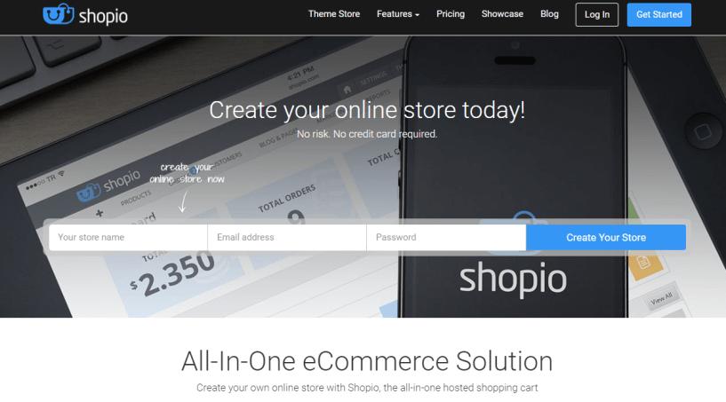 Shopio Review- Ecommerce Software