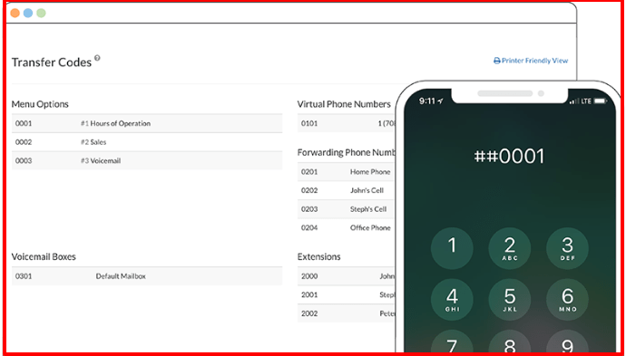 Talkroute Review- Live Call Transfer