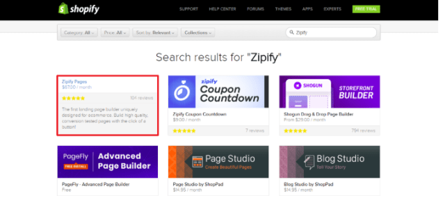 Zipify Pages offers and deals