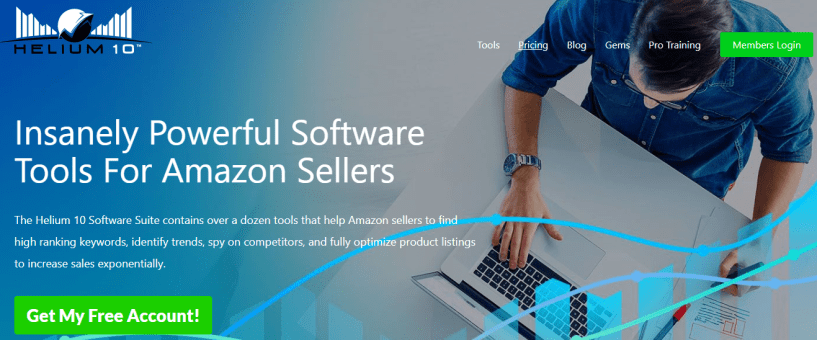 Helium 10 Review- Insanely Powerful Tools For Amazon Sellers