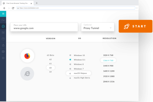 Lambda Test Review- Different Browser Testing