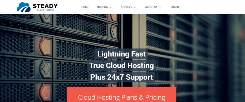 SteadyCloud Review-Steady cloud hosting