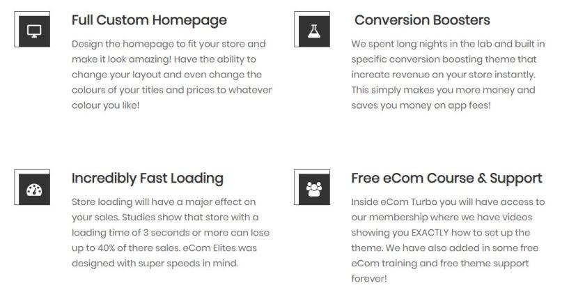 ecom turbo theme tools